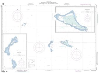 Lamotrek, Elato And Olimarao Atolls (Caroline Islands) (NGA-81251-1) by National Geospatial-Intelligence Agency