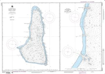Ailuk Atoll, Marshall Islands (NGA-81612-2) by National Geospatial-Intelligence Agency