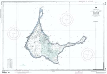 Arno Atoll, Marshall Is (North Pacific Ocean) (NGA-81791-2) by National Geospatial-Intelligence Agency
