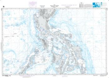 Philippines Central Part (NGA-91005-6) by National Geospatial-Intelligence Agency