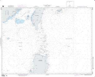 Luzon Strait (NGA-91010-6) by National Geospatial-Intelligence Agency