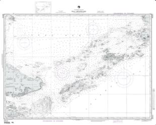 Sulu Archipelago (NGA-92010-3) by National Geospatial-Intelligence Agency