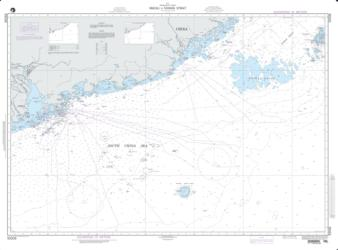 Macau To Taiwan Strait (NGA-93006-3) by National Geospatial-Intelligence Agency