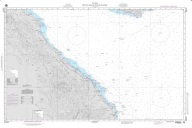 Mui Ba Lang An To Cua Nhuong Vietnam (NGA-93025-5) by National Geospatial-Intelligence Agency