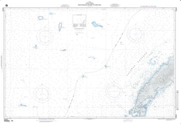 Mantangule Island To Eran Bay (NGA-93046-1) by National Geospatial-Intelligence Agency