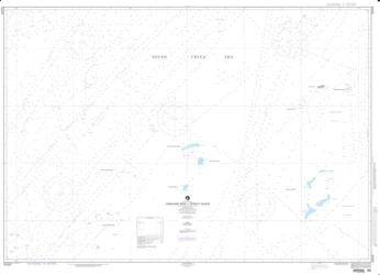 Vanguard Bank To Spratly Island (NGA-93049-1) by National Geospatial-Intelligence Agency
