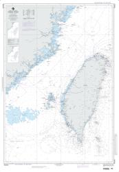 Mys Belkina To Vladivostok Including Western Nautical Chart (96004) by National Geospatial-Intelligence Agency