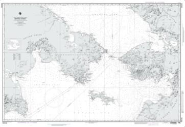 Bering Strait (Omega) (NGA-96036-2) by National Geospatial-Intelligence Agency