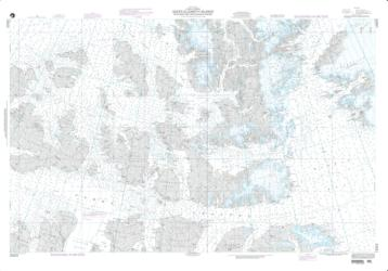 Queen Elizabeth Islands; Southern Part And Adjacent Waters (NGA-15023-5) by National Geospatial-Intelligence Agency