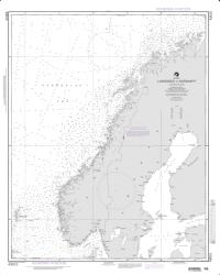 Lindesnes To Nordkapp (NGA-43015-12) by National Geospatial-Intelligence Agency