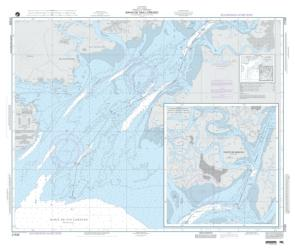 Bahia De San Lorenzo (NGA-21526-4) by National Geospatial-Intelligence Agency