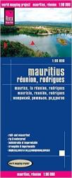 Mauritius, Reunion, and Rodriquez by Reise Know-How Verlag