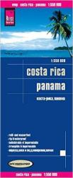 Costa Rica and Panama by Reise Know-How Verlag