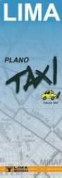 Lima Taxi Map by