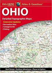 Ohio, Atlas and Gazetteer by DeLorme