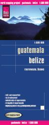 Guatemala and Belize by Reise Know-How Verlag