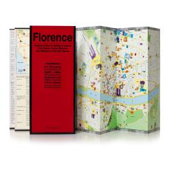 Florence, Italy by Red Maps