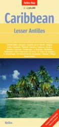 Caribbean and the Lesser Antilles by Nelles Verlag GmbH