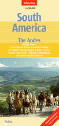 South America and The Andes by Nelles Verlag GmbH