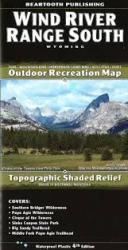 Wind River Range, South, Wyoming by Beartooth Publishing