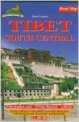 Tibet, South Central by Himalayan MapHouse Pvt. Ltd
