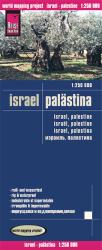 Israel and Palestine by Reise Know-How Verlag