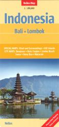 Indonesia, Bali and Lombok by Nelles Verlag GmbH