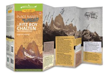 Place Names of Fitz Roy (Chalten and Surroundings) Field Guide by 49southphoto
