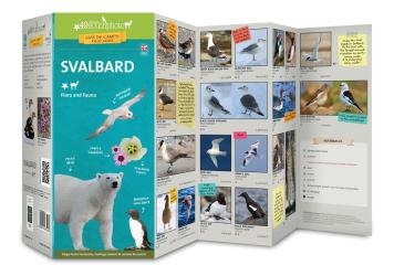 Svalbard Flora & Fauna Field Guide by 49southphoto