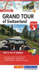 Grand Tour of Switzerland by Hallwag