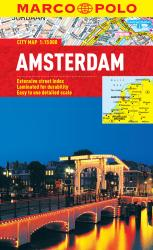 Amsterdam, Netherlands by Marco Polo Travel Publishing Ltd