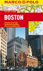 Boston, Massachusetts by Marco Polo Travel Publishing Ltd