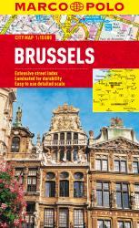 Brussels, Belgium by Marco Polo Travel Publishing Ltd