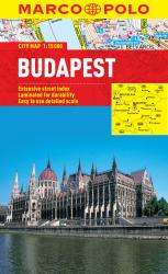Budapest, Hungary by Marco Polo Travel Publishing Ltd