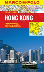 Hong Kong by Marco Polo Travel Publishing Ltd