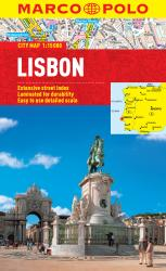 Lisbon, Portugal by Marco Polo Travel Publishing Ltd