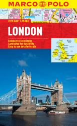 London, United Kingdom by Marco Polo Travel Publishing Ltd