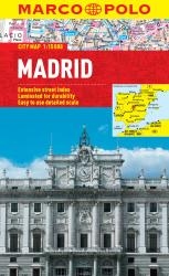 Madrid, Spain by Marco Polo Travel Publishing Ltd