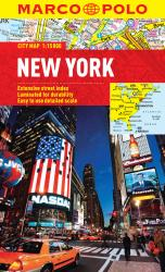 New York City, New York by Marco Polo Travel Publishing Ltd