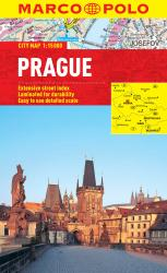 Prague, Czech Republic by Marco Polo Travel Publishing Ltd