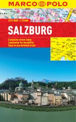 Salzburg, Austria by Marco Polo Travel Publishing Ltd