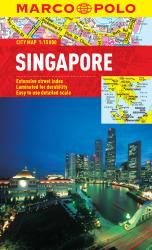Singapore by Marco Polo Travel Publishing Ltd