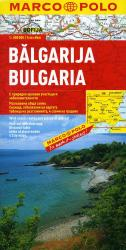 Bulgaria by Marco Polo Travel Publishing Ltd