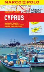 Cyprus by Marco Polo Travel Publishing Ltd