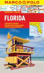 Florida by Marco Polo Travel Publishing Ltd