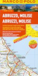 Abruzzo and Molise, Italy by Marco Polo Travel Publishing Ltd