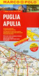 Puglia/Apulia, Italy by Marco Polo Travel Publishing Ltd