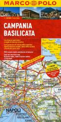 Campania and Basilicata, Italy by Marco Polo Travel Publishing Ltd