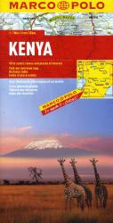 Kenya by Marco Polo Travel Publishing Ltd