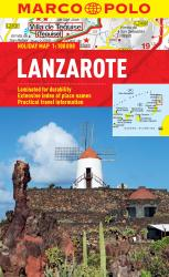 Lanzarote, Spain by Marco Polo Travel Publishing Ltd